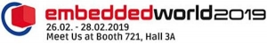 Embedded World 2019 Fairtrade