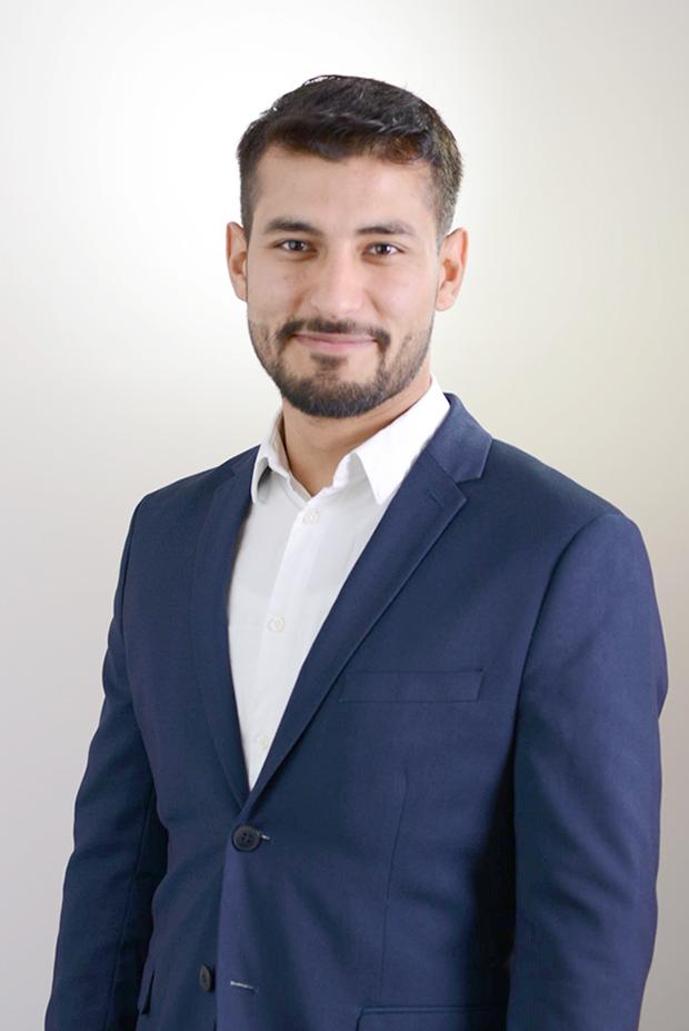 Nasim Hussain Khail